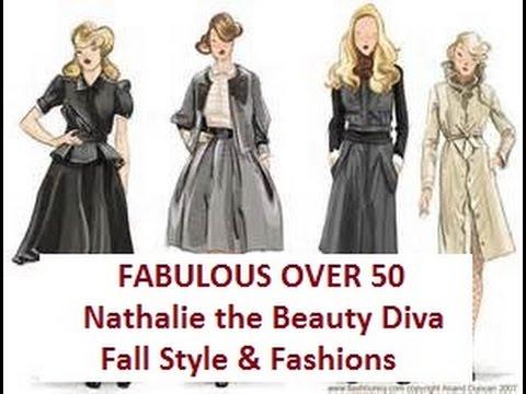 ee6f246f2 Fabulous Over 50 - Fall Style & Fashion - YouTube