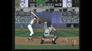 PlayStation Interactive Sampler Pack Volume 2 (SCUS-94957) - MLB Pennant Race (video)