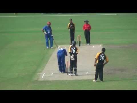 Afghanistan vs Malaysia | ACC U-19 Elite 2013 (Full Match Part-1)