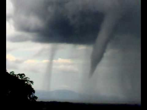 Tornado in Pagadian City