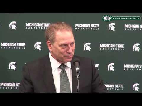 Michigan State 81 Illinois 61: Tom Izzo