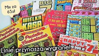 Zdrapki Lotto #453 Kolorowy mi…