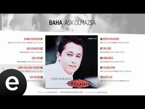 Adını Yollara Yazdım (Baha) Official Audio #adınıyollarayazdım #baha - Esen Müzik
