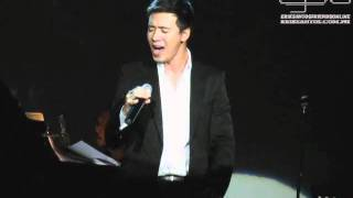 Erik Santos Live HeartSongs Feb, 2010 - Sometime, Somewhere