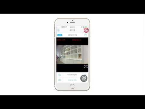 WI-fi  ip камера видеонаблюдения , Wiki-jimi IP-100