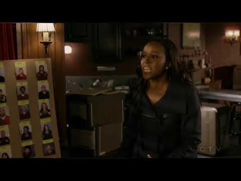 How To Get Away With Murder 4x12 Olivia Pope Scene