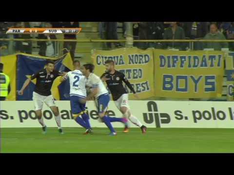 Highlights Parma - FC Südtirol (24.04.2017)