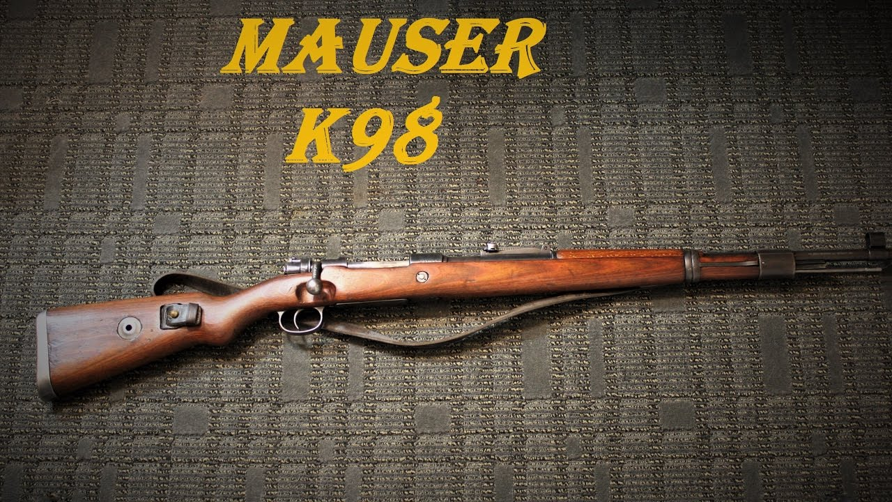 Mauser k98 yugoslavian Yugo K98