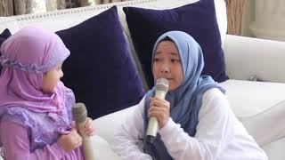 DEEN ASSALAM Cover By arsy and Nisa Sabyan Gambus
