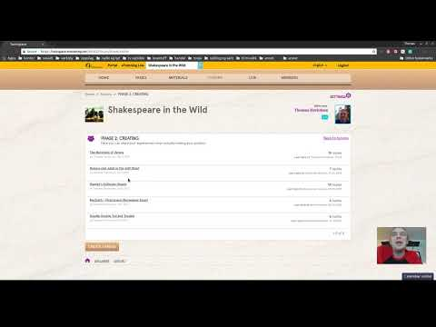 Shakespeare in the wild: How to use our FORUMS