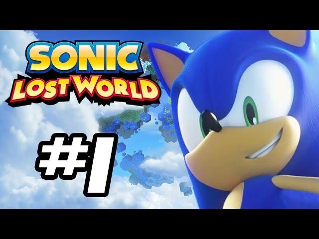 Sonic Lost World (видео)