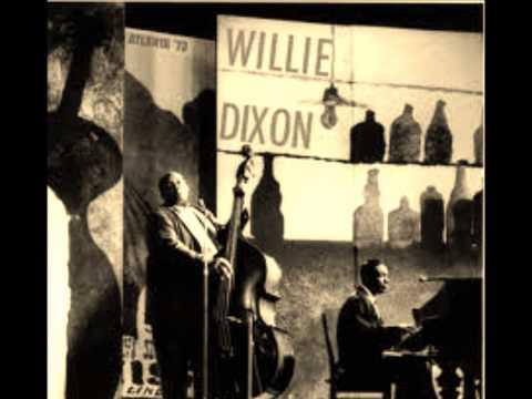 Willie Dixon-Back Door Man