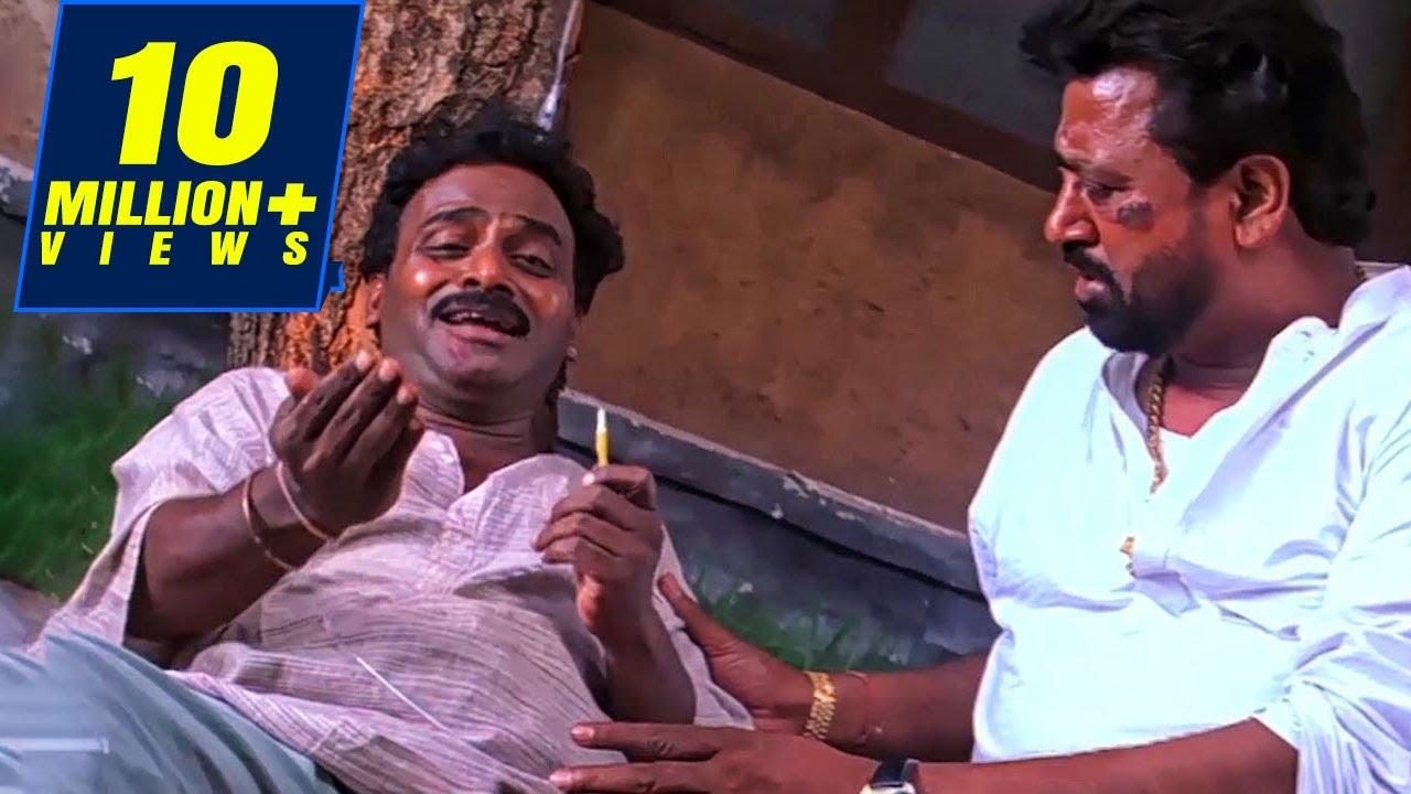 एक भिखारी ने कैसे अपनी दर्द भरी कहानी सुनाकर रुलाया खूँखार गुंडे को | Venu Madhav Comedy Scene