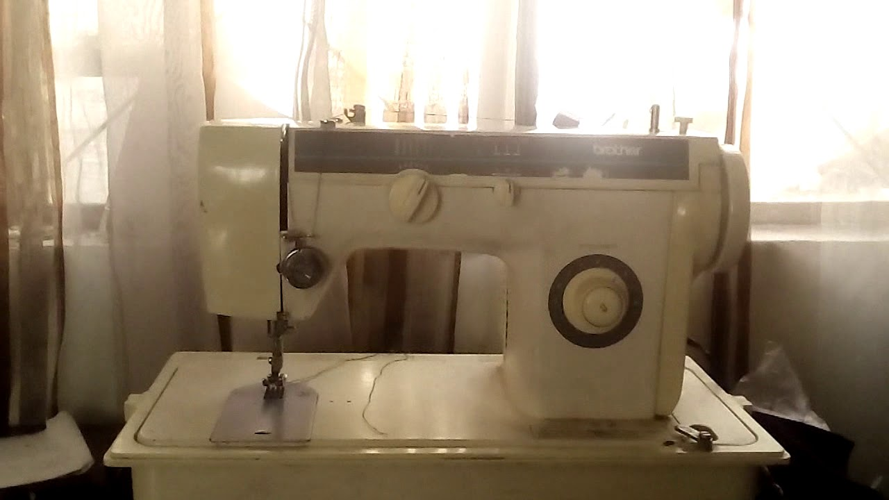 MÁQUINA DE COSER BROTHER MODELO vX802 ensartardo. Servicio ... - photo#39