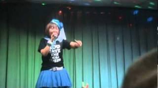 Haruko Momoi en TNT GT5 opening dears canción 7
