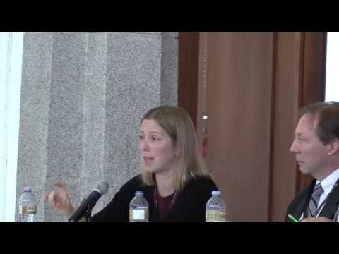 2016 JWD PSSC - Panel 4: An International Perspective on Elections - Dr. Tami Jacoby