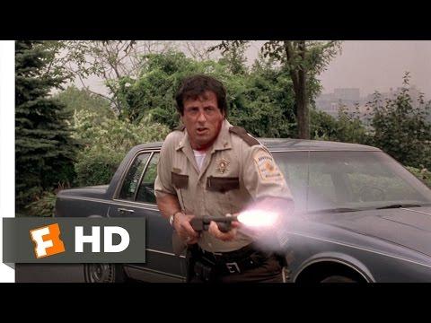 Cop Land (11/11) Movie CLIP - Deaf Shoot Out (1997) HD