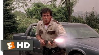 Cop Land (11/11) Movie CLIP - Deaf Shoot Out (1997) HD