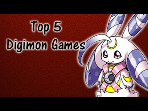 Top 5 Digimon Games