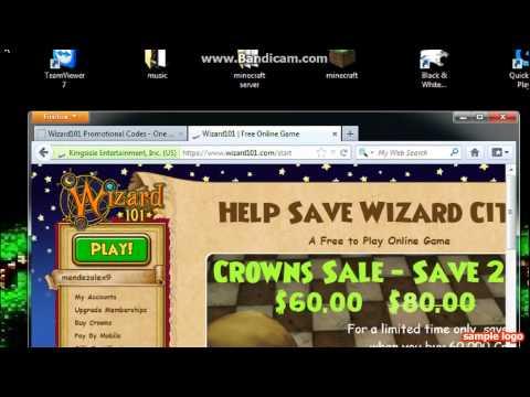 wizard101 free codes (no downloads)