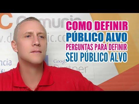 Perguntas para definir Público alvo | Como Definir meu Público Alvo?