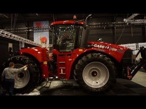 Case-IH Steiger 400 landbouwvakbeurs TT Hal Assen Trekkerweb
