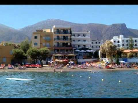 Golden Beach Hotel Crete Youtube