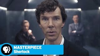 SHERLOCK on MASTERPIECE | Season 4: Teaser Trailer | PBS