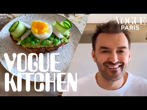 stay-home-and-make-avocado-toast-with-cyril-lignac-|-vogue-kitchen-|-vogue-paris
