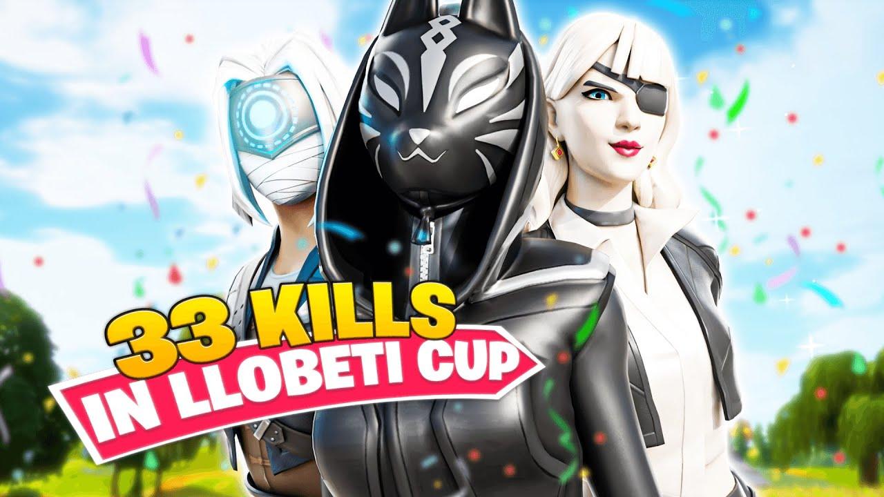 We Qualified for Llobeti Trio Cup Finals ft. Th0masHD & Flikk | Anas