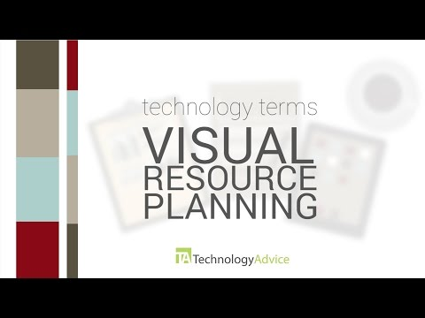 Visual Resource Planning Software: B2B Tech Topics