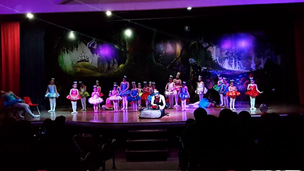 Recital de ballet clásico - Colegio Suizo Quetzaltenango 2017 - YouTube