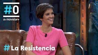 LA RESISTENCIA - Entrevista a Paula Sainz-Pardo   #LaResistencia 21.11.2019