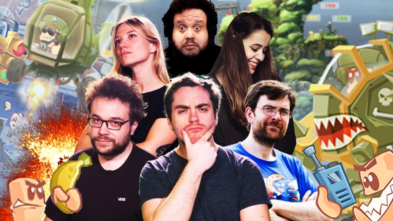GAME DE FOU ! (ft. @MrAntoineDaniel, @Joueur Du Grenier, @Angle Droit, @Baghera Jones et @Mynthos)