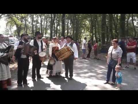 Os Vilares, en Guitiriz, festeja la Romaría Labrega