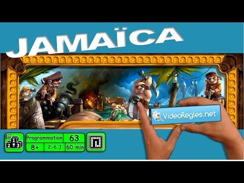 """La vidéorègle du jeu """" JAMAICA """" par Yahndrev (#63a) thumbnail"""