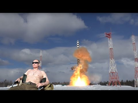 Russia Successfully Test-Fires Second Intercontinental Ballistic Missile (ICBM) Sarmat