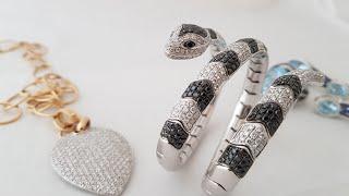 Обзор ювелирного украшения Leo Pizzo браслет Snake коллекция Animalia!
