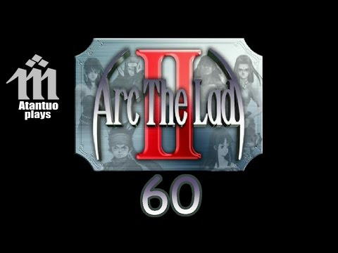 Let's Play Arc the Lad II - 60 - Volcanic Activities [blind]
