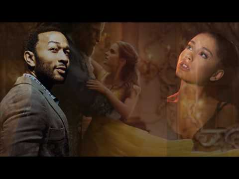 Ariana Grande, John Legend ~ Beauty And The Beast ~ Lyrics