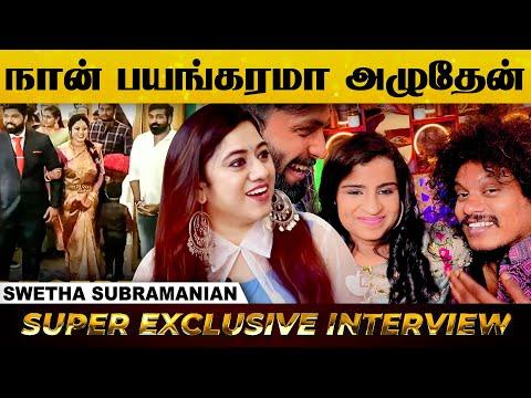 LIVE: Shivangi ஜெயித்தது நானே ஜெயிச்ச மாதிரி இருந்துச்சு - Special Chat With Swetha Subramanian..!