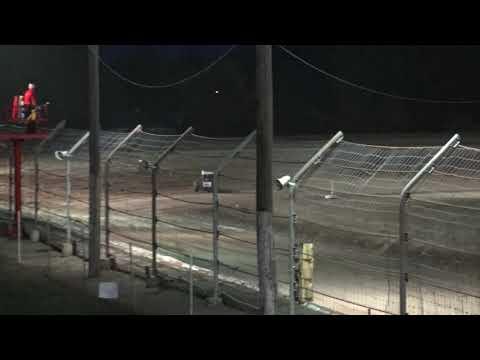 Montpelier Motor Speedway Midget Heat 9-14-19
