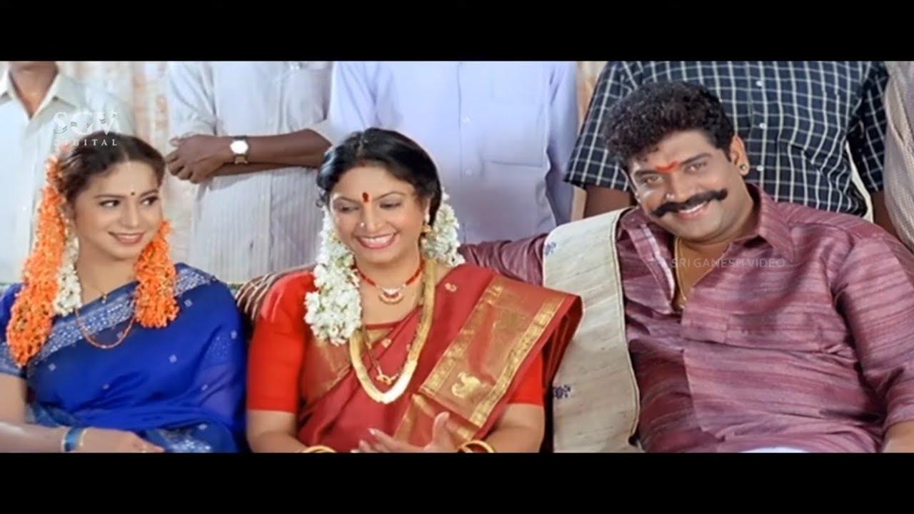ಮಗನಿಗೆ ಸಂಬಂಧ ಹುಡುಕೊಂಡು ಶೋಭ್ ರಾಜ್ ಮನೆಗೆ ಬಂದ ಗಿರಿಜಾ ಲೋಕೇಶ್ | Doddanna | Onti Mane Movie Scene