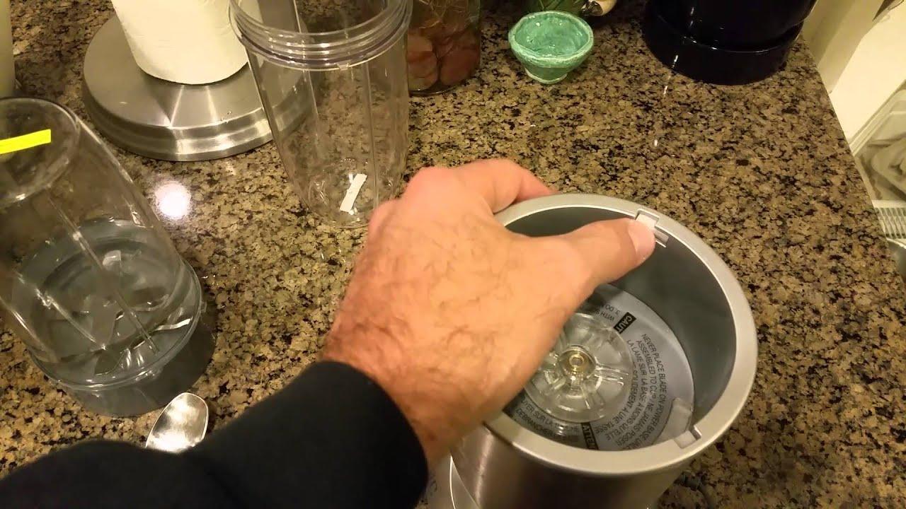Nutribullet Blender fix wont turn on YouTube