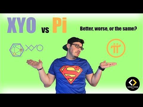 XYO Vs Pi - Pi Crypto Network Mining Review