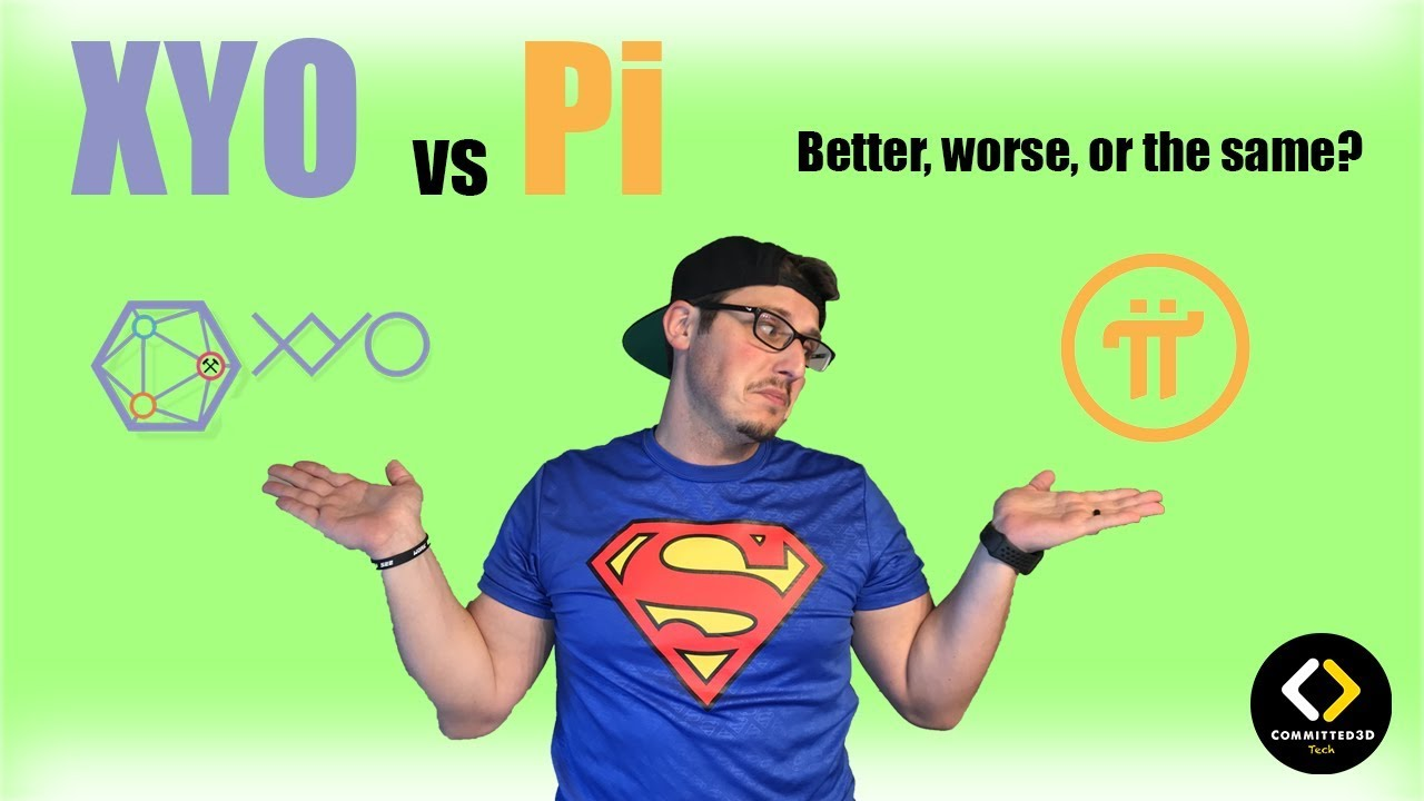 XYO vs Pi - Pi Crypto Network Mining Review