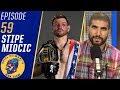 Stipe Miocic talks beating Daniel Cormier, wants to enjoy his birthday   Ariel Helwani's MMA Show