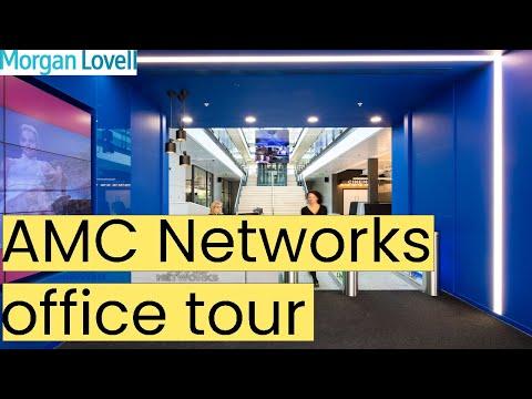 AMC Networks Office Tour | Morgan Lovell