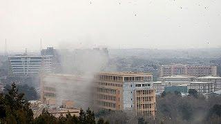 Нападение на госпиталь в Кабуле  ответственность за атаку взяли на себя боевики ИГ