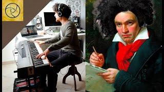 Caparezza feat. Beethoven - La Scelta x Per Elisa